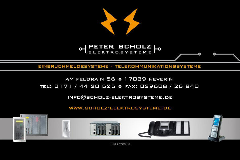 Peter Scholz Elektrosysteme